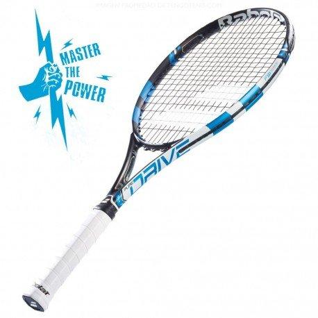 Babolat 2015 Pure Drive Plus Tennis Racquet (4-1/4)