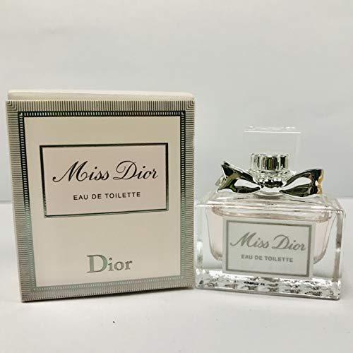 Dior Miss Dior Eau De Toilette Mini Splash 5ml / 0.17 - 5ml Toilette De Eau Splash