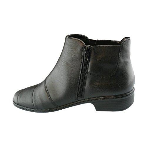 Jenny 2262753-67 - Botas para mujer Negro - negro