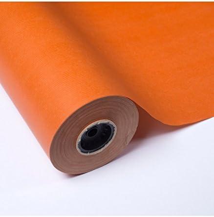 Sadipal 10612 - Papel kraft, 1 x 5 m, color naranja: Amazon.es ...
