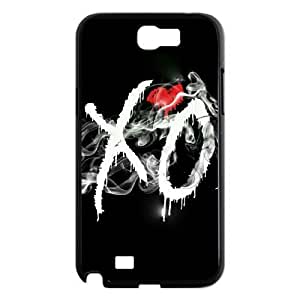 VNCASE The Weeknd XO Phone Case For Samsung Galaxy Note 2 N7100 [Pattern-1]