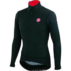 Castelli Alpha Jacket Black, S - Men's