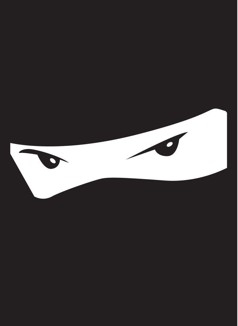 Legion Supplies art030 – Standard Sleeves Ninja, Tarjeta de 50 Fundas