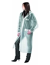 Go Travel Luggage Raincoat, Clear, One Size
