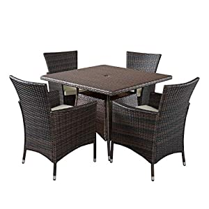 41ChPnnLi4L._SS300_ Wicker Dining Tables & Wicker Patio Dining Sets
