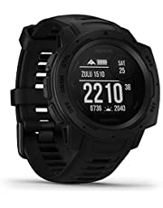 Garmin Instinct Tactical Outdoor-Smartwatch Schwarz 010-02064-70
