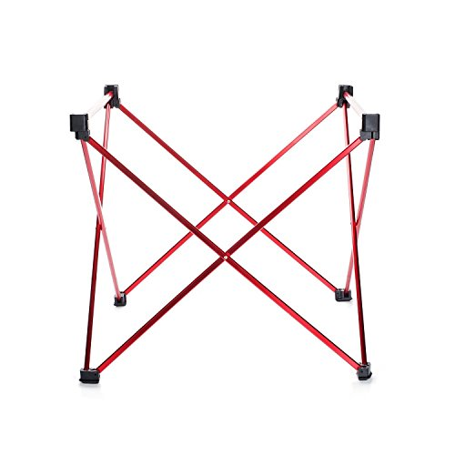 Portable Camp Table Gtimes Folding Table With Cup Holders