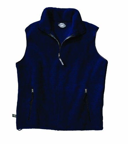 Charles River Apparel The Summit Collection Ridgeline Fleece Vest from Navy