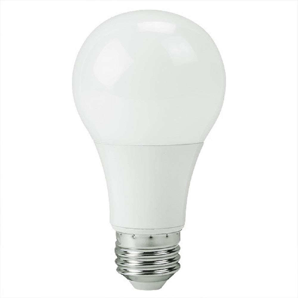 LED - A19-9 Watt - 60W Incandescent Equal 750 Lumens - 4000 Kelvin Cool White - Dimmable - PLTL61113