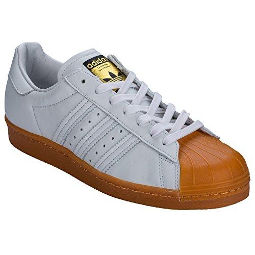 Adidas Superstar 80s Dlx - S75830 Vit