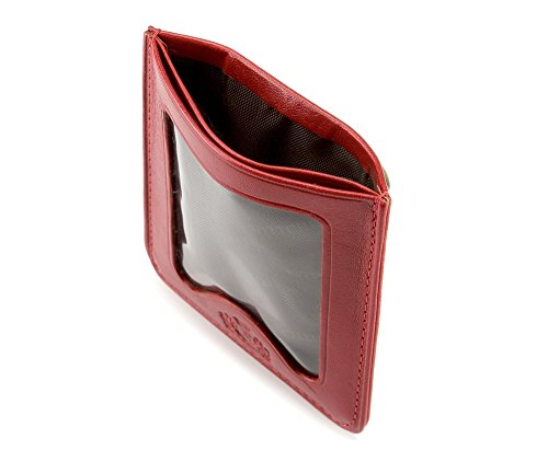 9 5 7 Material Caso Wittchen 2 3 Cuero Tamaño 259 Color Grano 21 Colección Italy X Cm De Rojo qECngEwRx