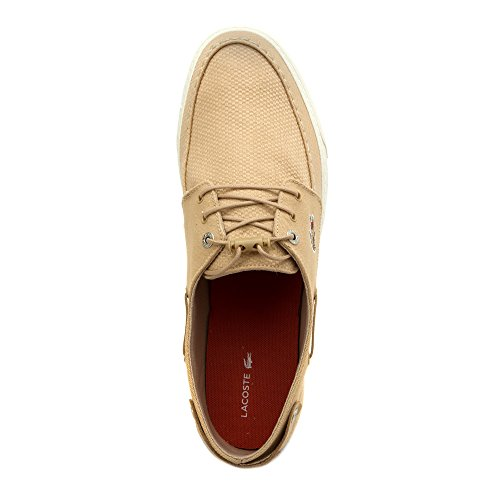 Men's 316 Lacoste Natural Shoe Boat 1 Sumac Cam dwwRqv