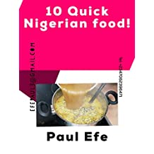 All Nigerian Food recipe (All nigerian recipe  Book 1)