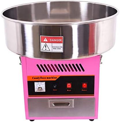 equipementpro – {ecf-520} – Máquina de algodón de azúcar profesional 1030 Watts – Cubeta 52 cm: Amazon.es: Hogar