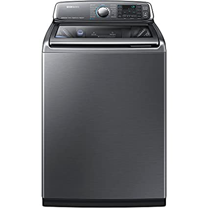 Samsung washing machine gets stuck on spin cycle
