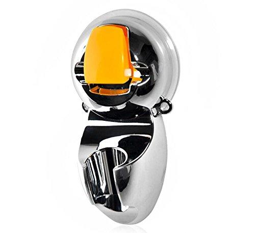 LMKIJN Baño 1Pc Baño Ajustable Soporte de Titular de la Cabeza de Ducha (Color : B)