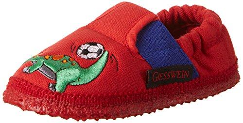 Giesswein Altenau, Zapatillas Bajas para Niños Rojo (311 / Rot)