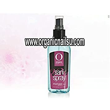 Sany Spray 120 Ml by Organic Nails