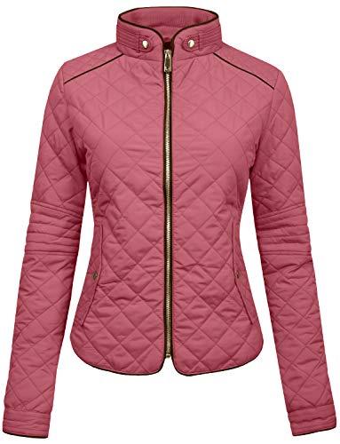 NE PEOPLE Womens Lightweight Quilted Zip Jacket/Vest