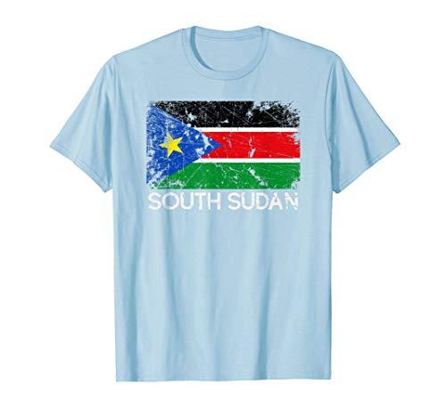 Sudan Sudanese Flag Keyring Birthday Gift Christmas Stocking Filler