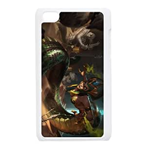 iPod Touch 4 Case White League of Legends Cassiopeia 0 KWI8883566KSL