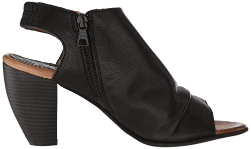 Miz Mooz Women's Mardi Sandal, Black, Medium Black