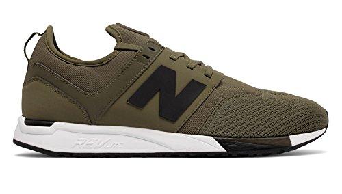 New Balance MRL247OL - Scarpa Sport Sneaker Col. Verde Olive/Nero