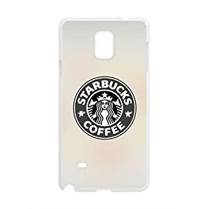 YYYT Starbucks design fashion cell phone case for samsung galaxy note4