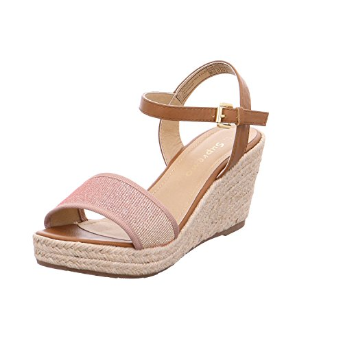 Pep Step Women's 2725403/01689 Fashion Sandals 01689old rose Wn1kPsxM6N
