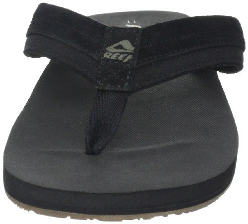 Reef Mens Stuyak Sandale Noir