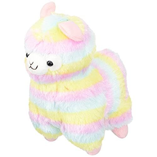 Soft Stuffed Plush Doll Toy Rainbow 14