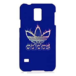 Adidas Back Cover For Samsung Galaxy S5 3D Hard Plastic Case