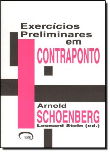Exercícios Preliminares em Contraponto (Em Portuguese do Brasil) PDF ePub ebook