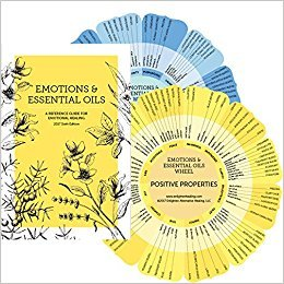 Read Online NEW Emotions & Essential Oils, 6th Edition Book + Emotions Wheel PDF