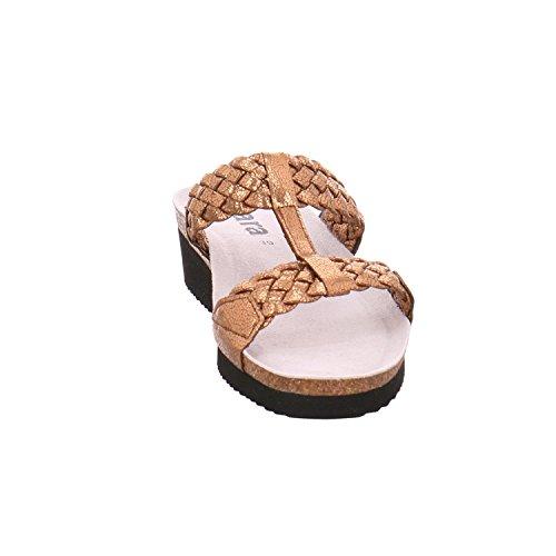1236114 25 copper Mules ara pour Femme metallic wPaffq