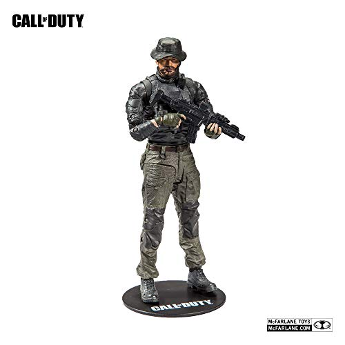 McFarlane Toys Call of Duty Captain Price Action Figure (Call Of Duty Modern Warfare 2 Soap)