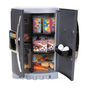 My First Kenmore Interactive Electronic Kitchen Refrigerator Play Set