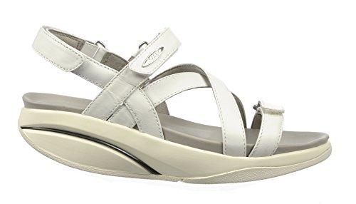 Alla bianco 16 Cinturino Un Sandali Donne Caviglia Bianco Mbt qwOXn8