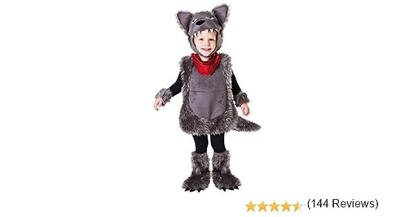 My Other Me Me-203201 Disfraz de pequeño lobo, 3-4 años (Viving ...