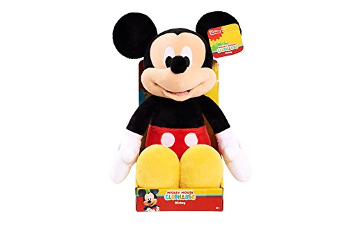 Disney Classic Mickey Medium Plush (Animal Stuffed Mickey Small)
