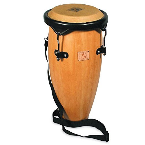 Portable Conga Drum with Strap