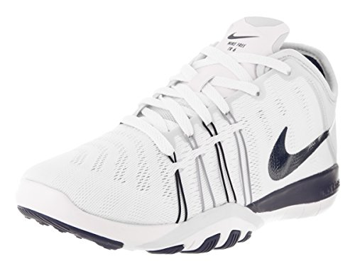 Women 6 Free White Trainer Fitness NIKE 's Shoes q4w8dxZ