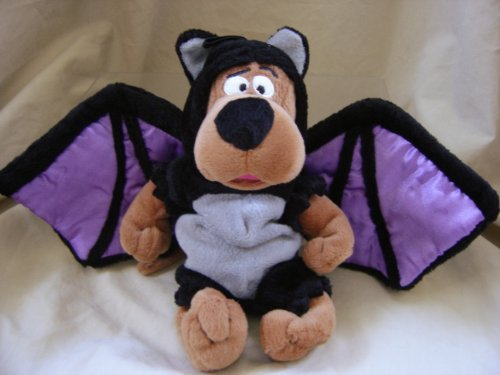 Scooby Doo Halloween Bean Bag Plush Vampire Warner Bros