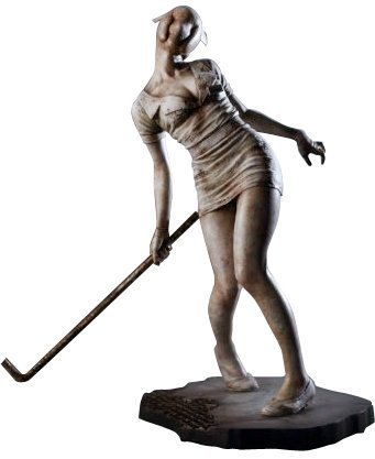 Silent Hill 2 / bubble head nurse 1/6 scale PVC Statue