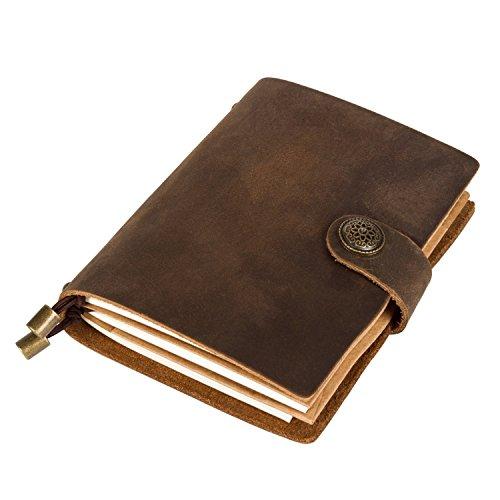 UBaymax Classic Notebook Refillable Sketchbook