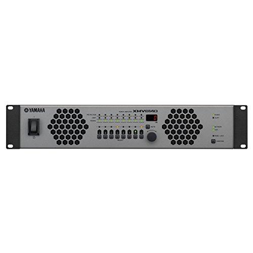 Yamaha XMV8140 | 8 Channel YDIF Input Power Amplifier by Yamaha