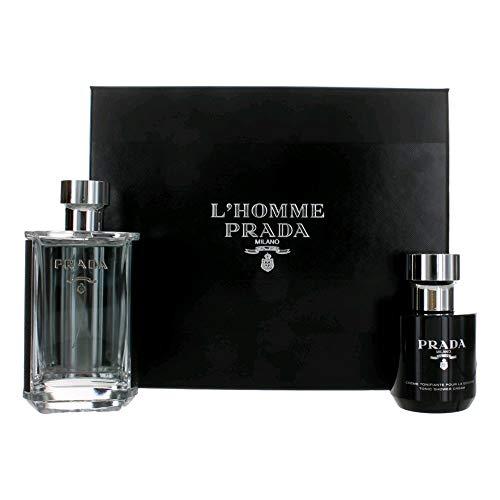 L'Homme Prada by Prada, 2 Piece Gift Set for Men