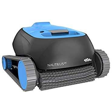 Maytronics Dolphin Nautilus CC Robotic Pool Cleaner with Clever Clean (99996113-US)