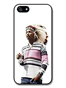 Pharrell Native Indian Portrait case for iPhone 5 5S