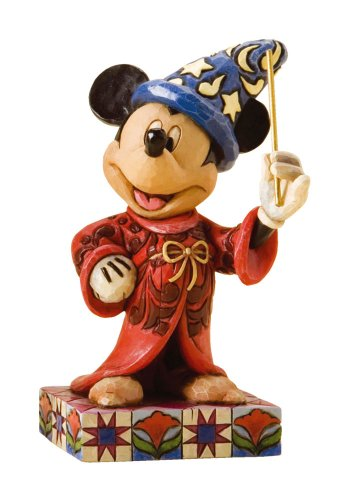 Disney Traditions Sorcerer Mickey Figurine